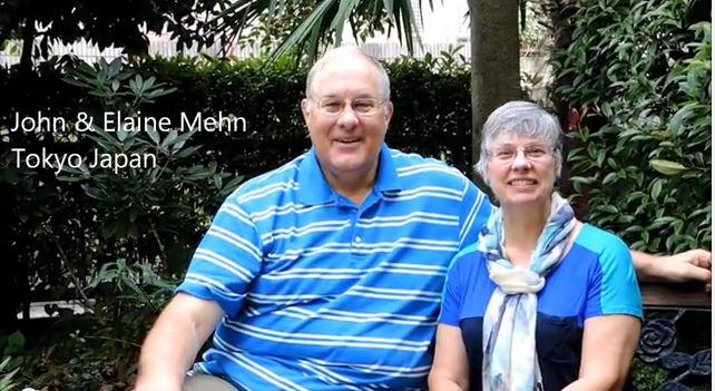 John & Elaine Mehn