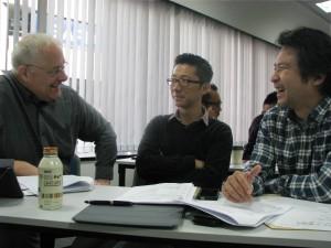 John Seita and Seima At Vision Festa