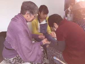 Elaine Prayer Group 2
